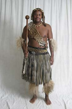 HRH Prince Africa Zulu of Onkweni Royal House